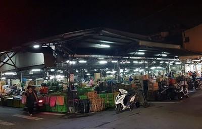 桃園果菜市場公司到貨量增2成