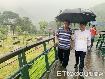 八八風災十年了...陳其邁:我們一起走在回家的路上!小林加油!