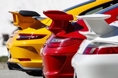 保時捷911 GT3跑車20週年回顧