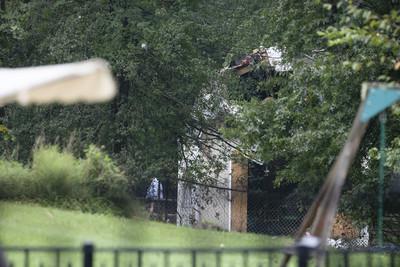 小飛機墜賓州民宅 機上3人罹難