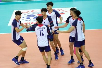亞洲U23男排