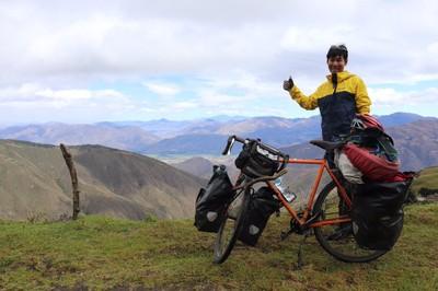 騎單車環繞世界 日師秘魯遭輾斃