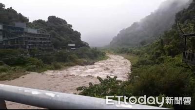 苗栗泰安鄉宣布颱風假「10點起停班課」