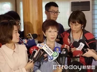 洪秀柱選台南立委 王鴻薇:再讓國民黨男人汗顏