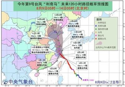 應對颱風「利奇馬」 陸水利部啟動防禦措施