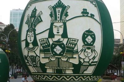 越南「雄王節」和神農氏有關 最早夫妻分居竟變成建國傳說