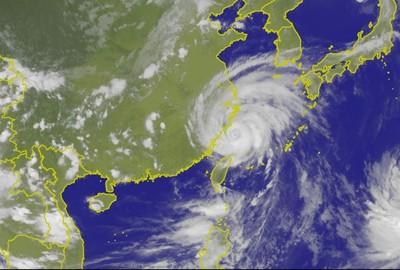 CNN:台灣躲過利奇馬 仍有降雨