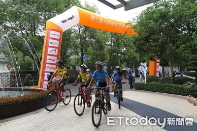 騎行兩岸萬里 台灣單車天使登陸