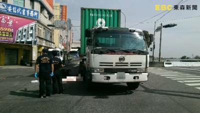 貨櫃車爆頭違規女騎士 法官判無罪