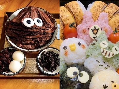 妖怪現做飯糰、日式路地雪花冰,絕對嚇人又美味