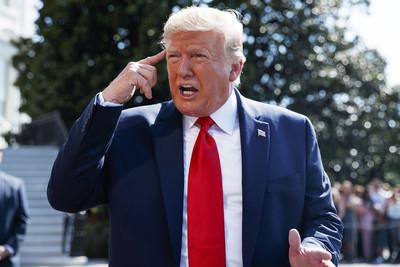 華郵:川普上任至今撒謊1.2萬次
