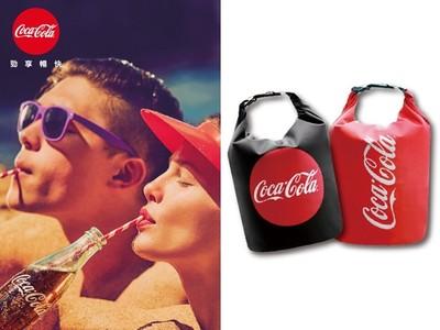 可口可樂「防水提袋」限量6000個