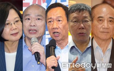 直播/柯文哲、郭台銘、王金平3人將會面 預估2周內登場