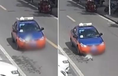 5歲童飛奔馬路被捲車底 劇情逆轉司機驚呆