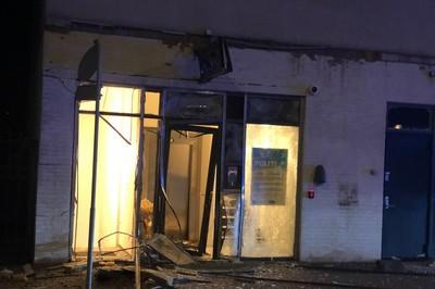 丹麥首都哥本哈根警局爆炸