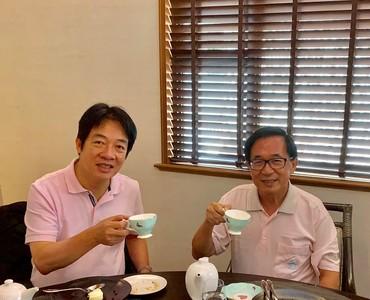 陳水扁問賴清德:還主張赦扁嗎?