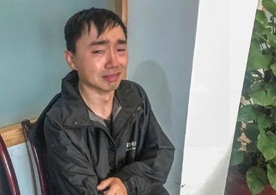 颱風天搶修電路…檢修員「被強制休息」淚崩