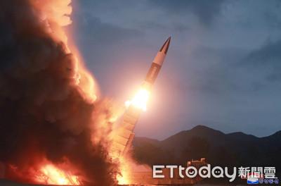 北韓試射2飛彈 南韓憂慮日抗議