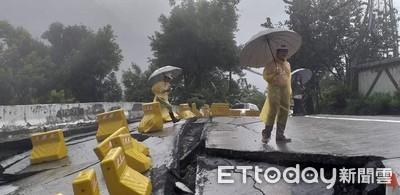 「白鹿」挾雨來襲 國軍出動逾200人協助撤離