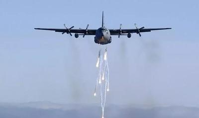 美空軍C-130翼關節有裂縫 123架暫停飛