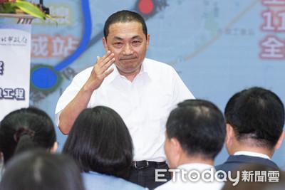 不接韓國瑜競總職挨批 侯友宜:拚市政就是我的大體
