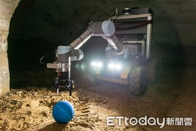 交大代表台灣首度參加美國DARPA機器人競賽