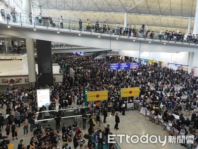 香港示威 美參院多數黨領袖說話了