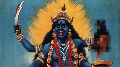 綁架兒童「放血獻祭神明」!印度四大兇惡神 沒犧牲別想被保佑
