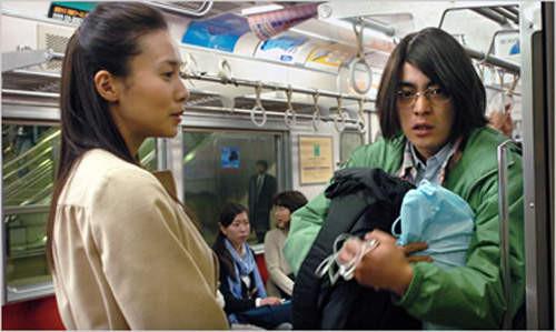 ▲山田孝之當年在《電車男》中飾演純情宅男。(圖/《電車男》劇照)