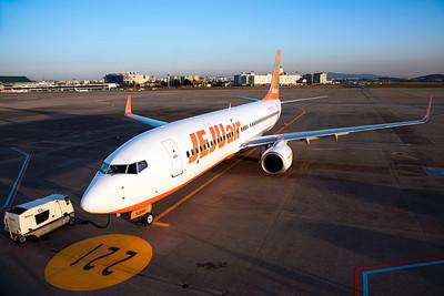 貿易戰延燒 濟州航空縮減日本航線