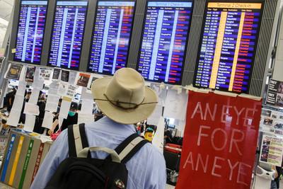 香港機場重開 13日航班異動懶人包