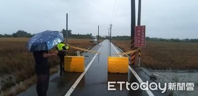 台南歸仁、永康降雨百毫米造水患