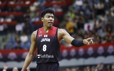 日本男籃敗紐西蘭仍是亞洲新勢力