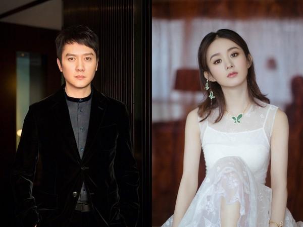 ▲馮紹峰發聲明否認離婚。(圖/翻攝自微博)