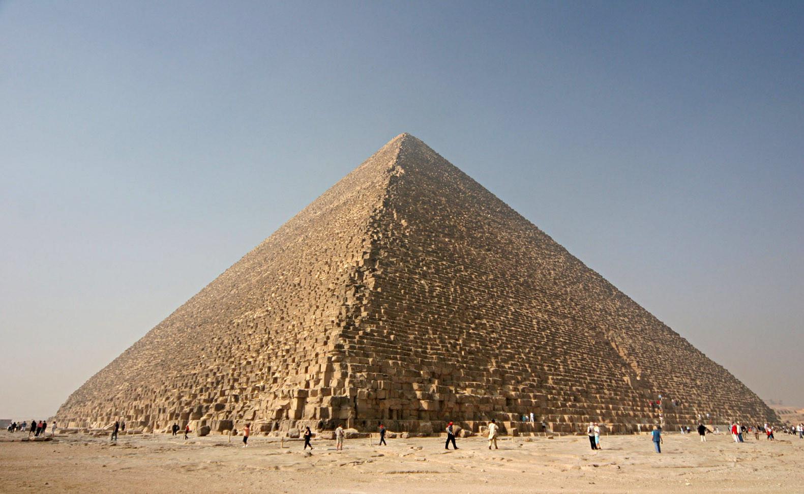 ▲▼金字塔。(圖/翻攝自維基百科)