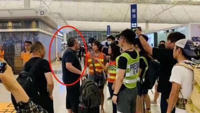 澳遊客:香港是中國的 示威者氣炸反嗆
