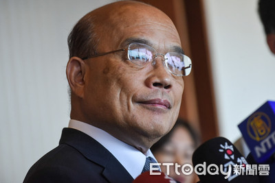 蘇貞昌嗆韓國瑜:國家機器很忙「沒時間搞你」