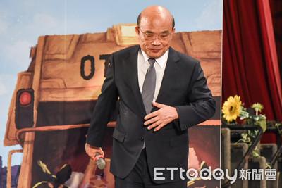 中油年終領4.4個月挨批 蘇貞昌:國營事業考評有一定作業程序