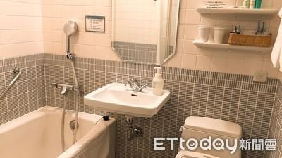 火災避難千萬不要「躲浴室」!浴室門多為塑膠製 易遭濃煙侵襲而窒息