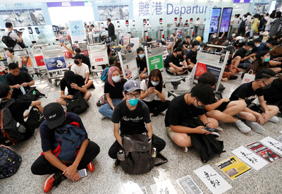 今仍有約90航班取消!香港機管局回應了