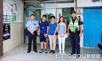 警找回手機 泰女:台灣警察棒