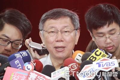 香港示威 柯P籲北京慢慢想慢慢做