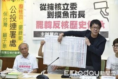 尹立:明年4、5月可辦理罷免韓國瑜投票