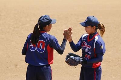 U19女壘世界盃中華8強1日2戰