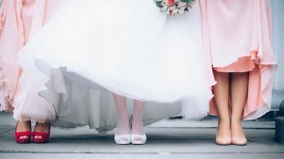 別當婚禮黑名單!紅白搶新娘風采、太暴露失優雅 4大禁忌不要犯