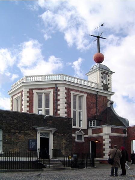 ▲▼中原標準時間,英國格林威治天文臺。(圖/翻攝自維基百科)