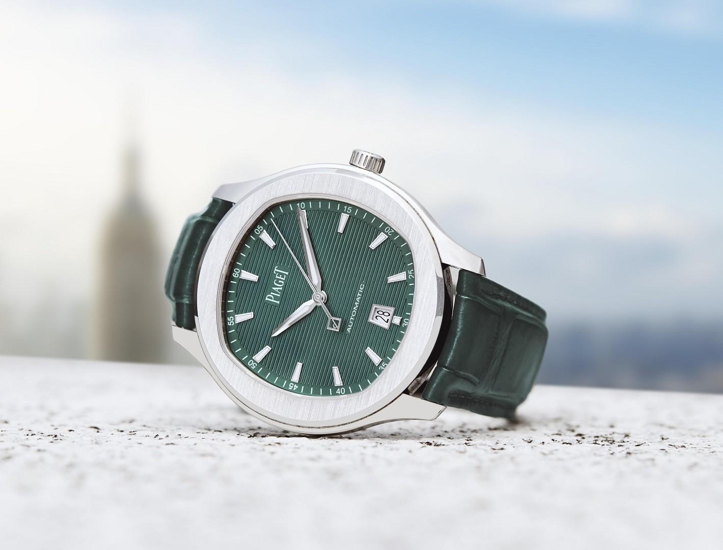▲▼ 綠錶正夯 。(圖/公關照)