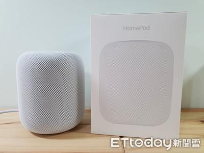 Apple HomePod台灣延期上市