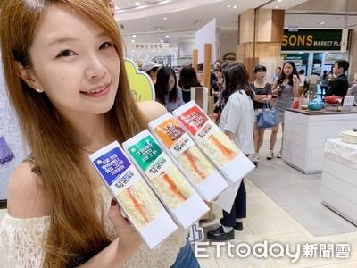 「韓粉」等30分鐘追買「人氣歌謠三明治」