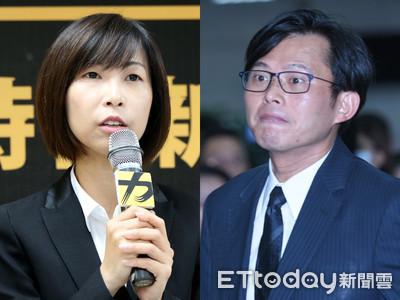 黃國昌遭指為時力負責 反酸她:票會比較多嗎?